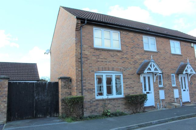 Thumbnail Semi-detached house to rent in Willow Close, Weston Super Mare