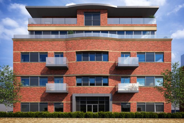 Thumbnail Flat to rent in Brickfield Court, Bath Road, Slough