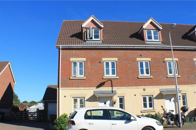 Thumbnail End terrace house for sale in Yatton, North Somerset