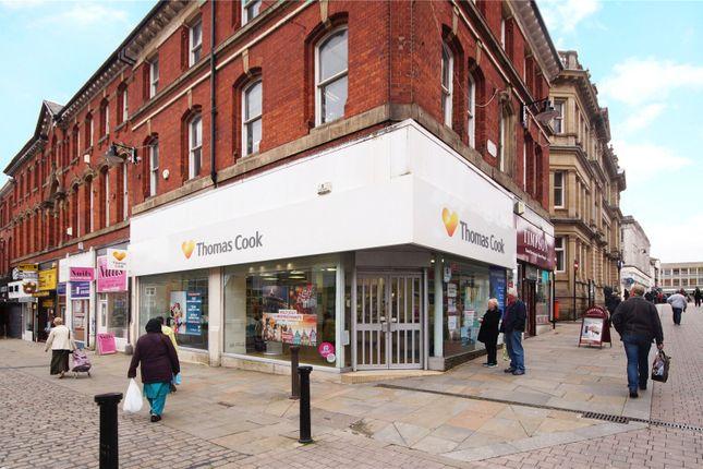 Restaurant/cafe to let in Market Street, Bolton