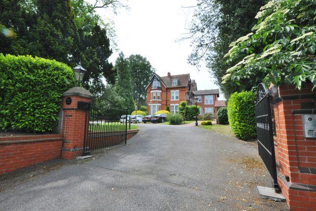 Thumbnail Detached house for sale in The Garden Lodge, Edwalton Manor Park