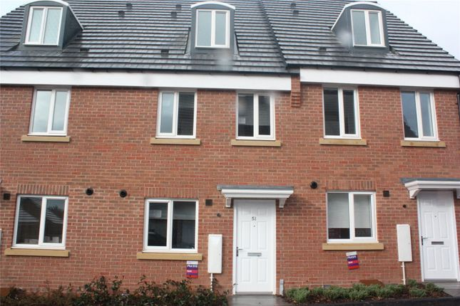 Thumbnail Terraced house to rent in Middlesex Rd, Stoke Aldermore, Coventry