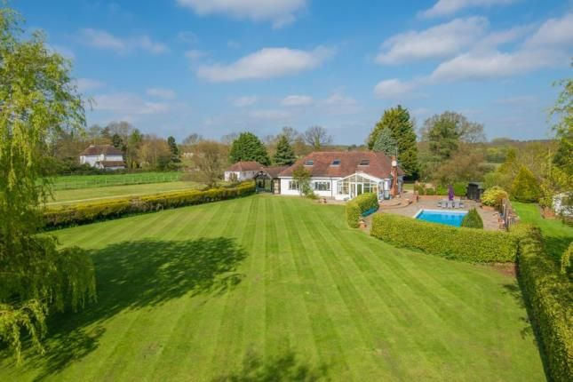 Thumbnail Detached house for sale in Mountnessing Lane, Doddinghurst, Brentwood, Essex