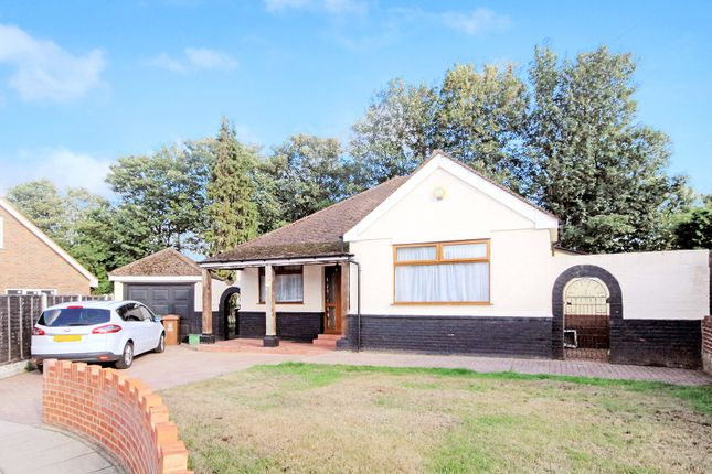 Thumbnail Bungalow for sale in Montrose Close, South Welling, Kent