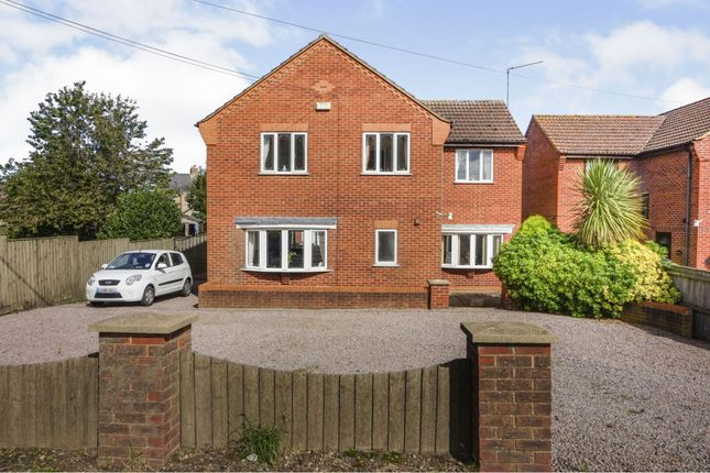 Thumbnail Detached house for sale in Outwell Road, Elm, Wisbech