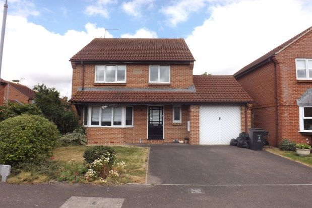 Thumbnail Detached house to rent in Church Ground, South Marston, Swindon