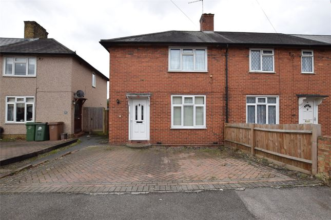 Thumbnail End terrace house for sale in Wigmore Road, Carshalton
