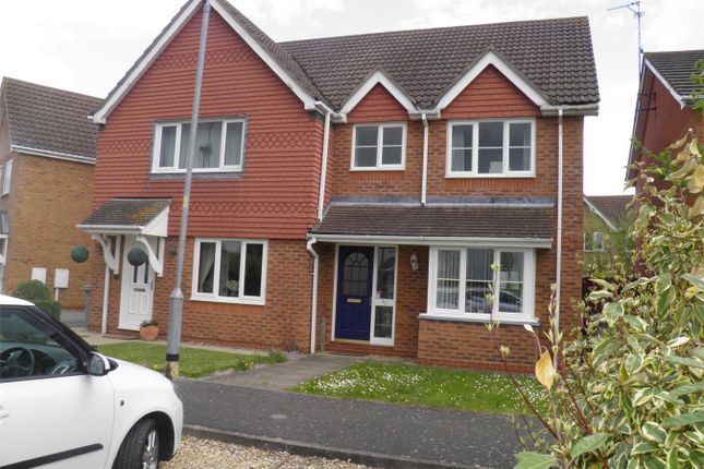 Thumbnail Semi-detached house to rent in Ryefield, Langtoft, Peterborough, Lincolnshire