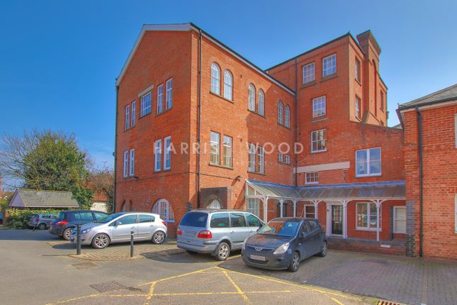 Thumbnail Flat for sale in East Hill, Colchester