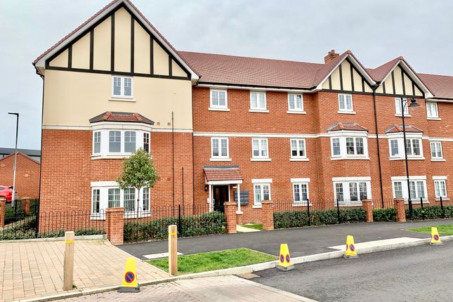 Thumbnail Flat to rent in Martell Drive, Bedford