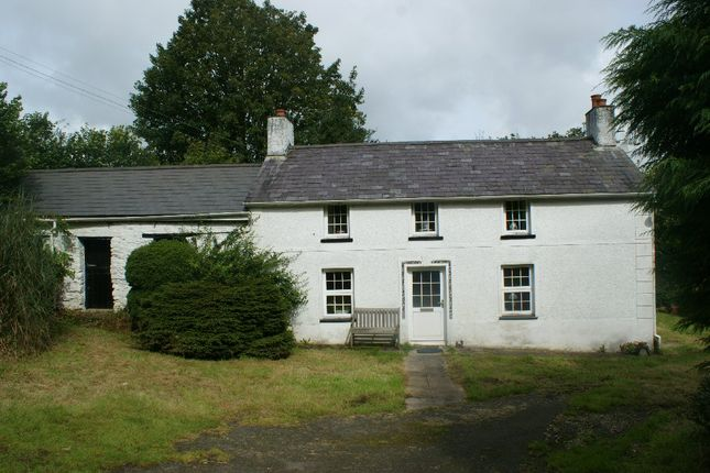 Thumbnail Cottage for sale in Penrherber, Newcastle Emlyn