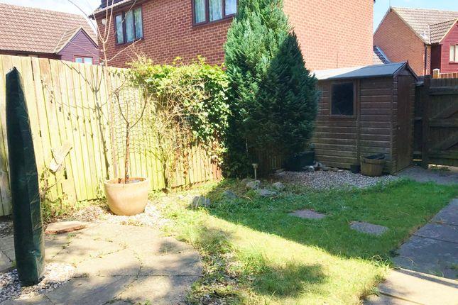 Thumbnail Semi-detached house for sale in Edens Close, Bishop's Stortford