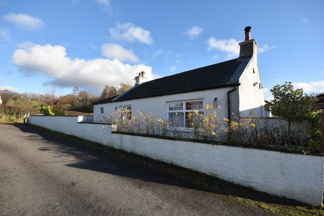 Thumbnail Cottage for sale in Woodgill Cottage Woodhall Road, Braidwood