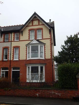 Thumbnail Shared accommodation to rent in Caradog Road, Aberystwyth