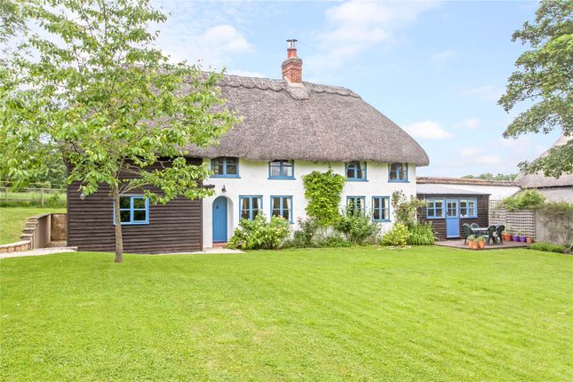 Thumbnail Detached house to rent in East Cholderton, Andover, Hampshire