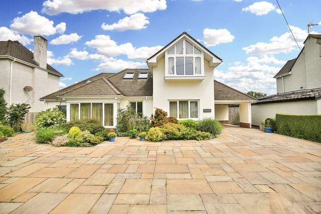 Thumbnail Detached house for sale in Love Lane, Llanblethian, Cowbridge