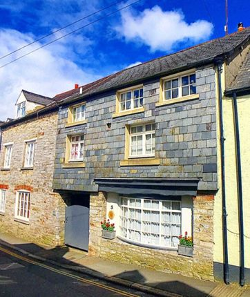 Thumbnail Terraced house for sale in Market Street, Buckfastleigh