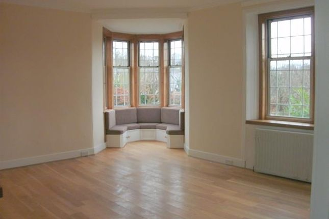 Thumbnail Maisonette to rent in Traill Street, Broughty Ferry, Dundee