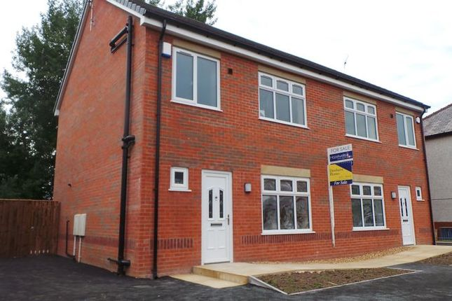 Thumbnail 4 bed semi-detached house for sale in Yewlands Avenue, Leyland