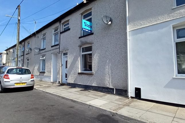 Terraced house for sale in Bailey Street, Porth