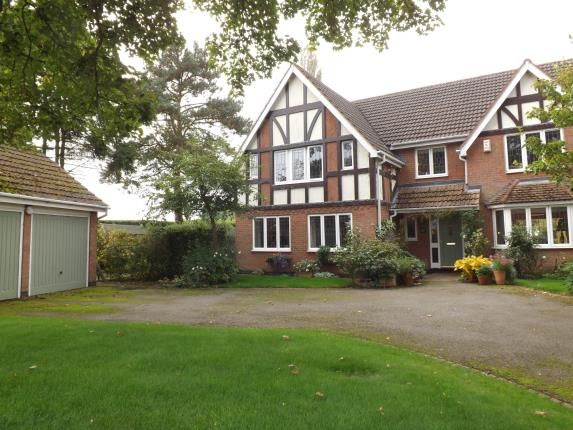 Thumbnail Detached house for sale in Covent Gardens, Radcliffe-On-Trent, Nottingham, Nottinghamshire