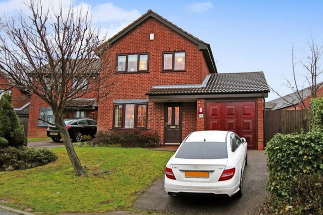 3 bed detached house for sale in Coach House Rise, Wilnecote, Tamworth
