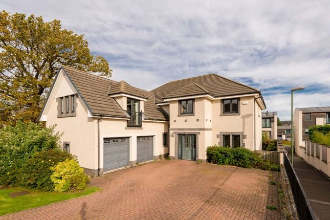 Thumbnail Detached house for sale in 5 Burnbrae Avenue, Corstorphine