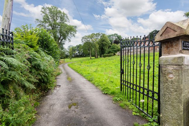 Driveway of Strines Road, Strines, Stockport SK6