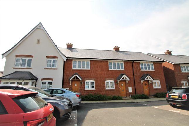Thumbnail Terraced house to rent in Diamond Jubilee Way, Wokingham, Berkshire