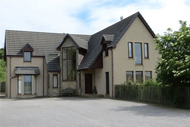 Thumbnail Detached house for sale in Salterhill, Elgin, Morayshire