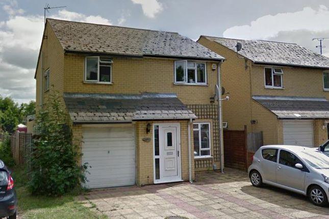 Thumbnail Detached house to rent in Daniells, Welwyn Garden City