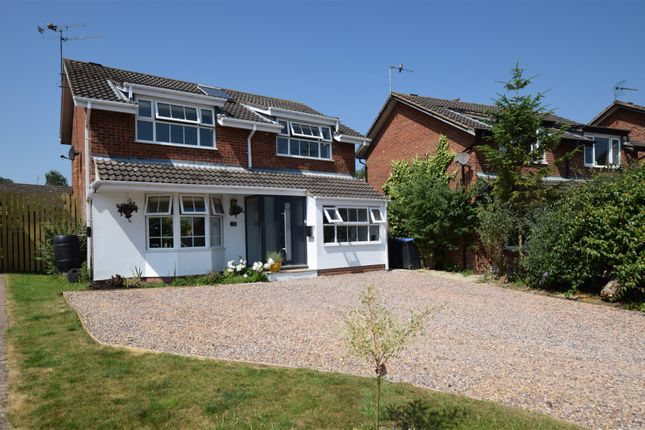 Thumbnail Detached house for sale in Banister Way, Shipston-On-Stour