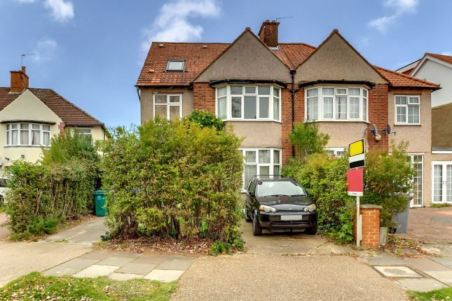 Semi-detached house for sale in Homefield Road, Wembley