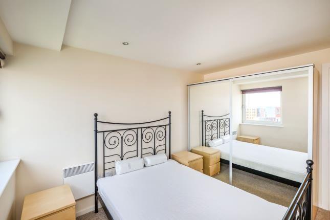 Bedroom of Masshouse Plaza, Birmingham, West Midlands B5