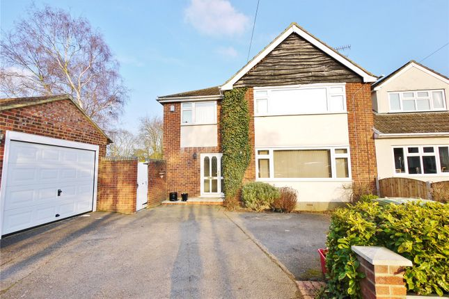 Thumbnail Semi-detached house for sale in The Gardens, Doddinghurst, Brentwood, Essex