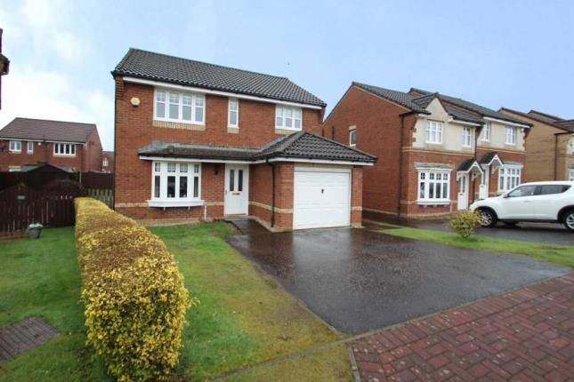 Thumbnail Detached house for sale in Broomhill Court, Kilwinning, North Ayrshire