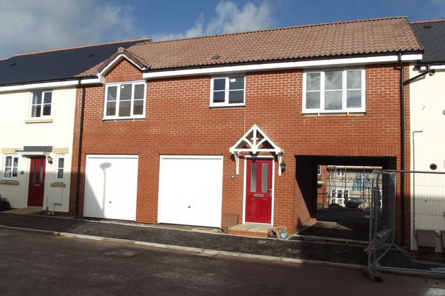 Thumbnail Flat to rent in Amberside, Tigers Way, Axminster