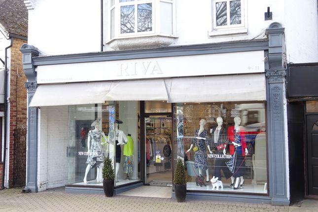 Thumbnail Retail premises for sale in Between Streets, Cobham, Surrey