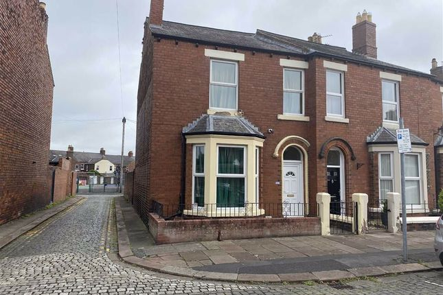 3 bed terraced house to rent in Petteril Street, Carlisle, Carlisle CA1