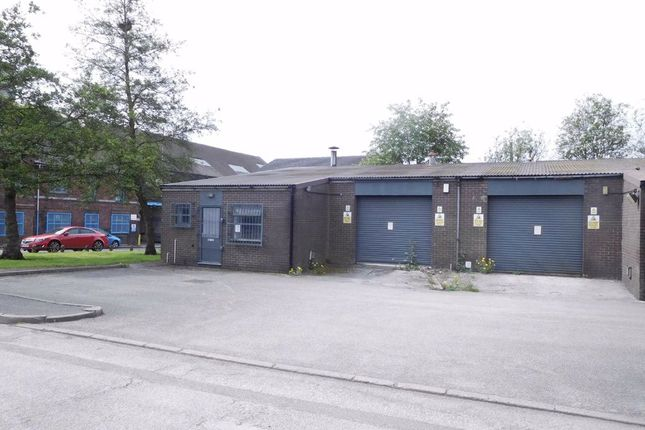 Thumbnail Light industrial to let in Furlong Industrial Estate, Stoke-On-Trent, Staffordshire
