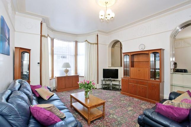 Thumbnail Semi-detached house to rent in Bon Accord Street, Aberdeen, Ab