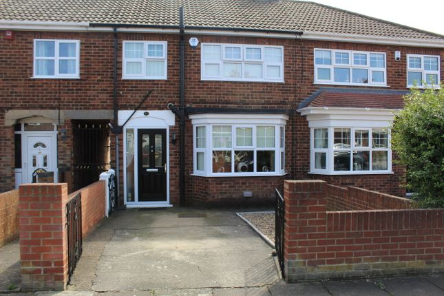 Thumbnail Terraced house to rent in Penshurst Road, Cleethorpes
