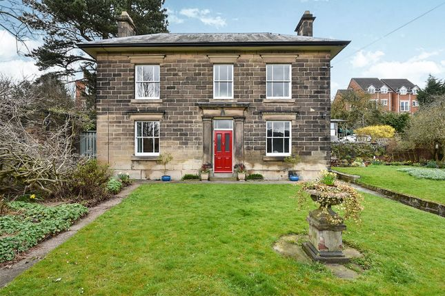 Thumbnail Detached house for sale in Derby Road, Belper