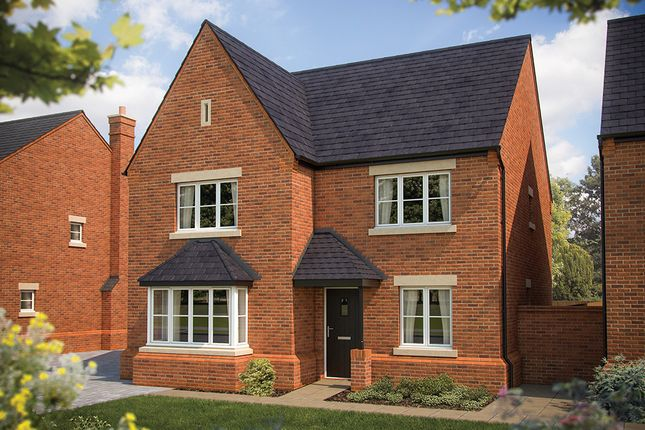 """Thumbnail Detached house for sale in """"The Oxford"""" at Heyford Park, Camp Road, Upper Heyford, Bicester"""