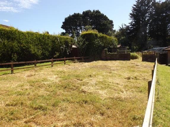 Thumbnail Land for sale in The Poplars, Fishbourne Lane, Ryde