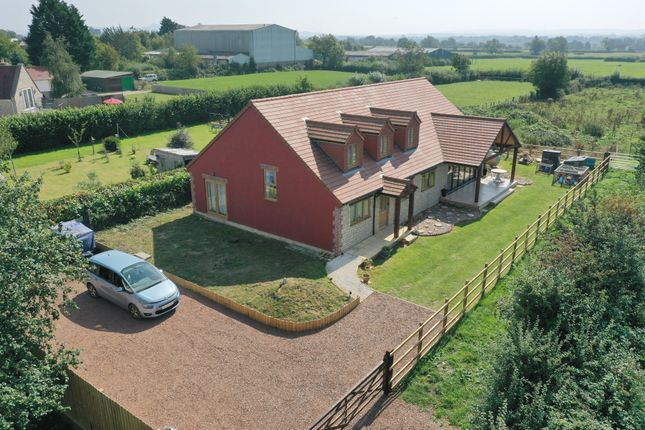 Thumbnail Detached bungalow for sale in St. Marys Road, Meare, Glastonbury