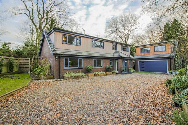 Thumbnail Detached house for sale in Church Road, Astley, Tyldesley, Manchester