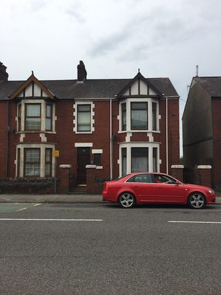 1 bed flat to rent in Talbot Road, Port Talbot SA13