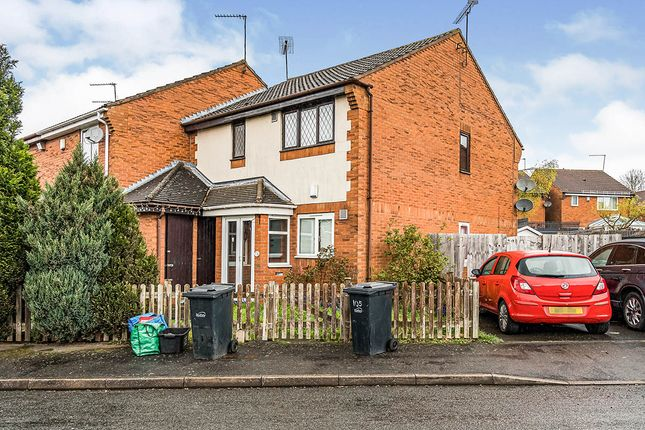 1 bed flat for sale in St. Georges Road, Netherton, Dudley, West Midlands DY2