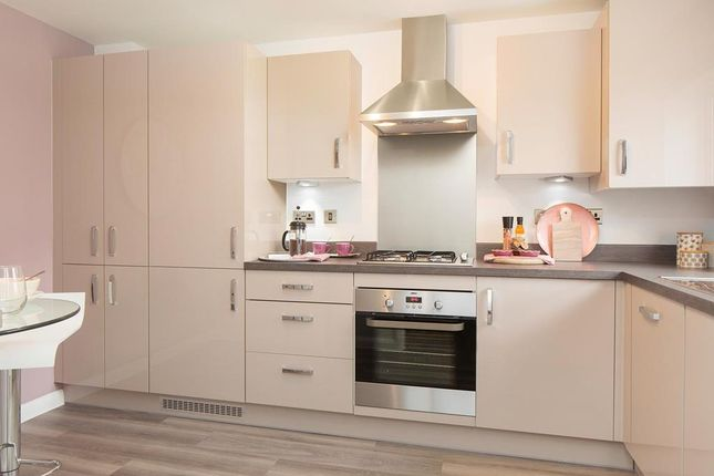 "Kitchen of ""Folkestone"" at Dryleaze, Yate, Bristol BS37"